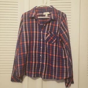 Forever 21 Button-Up